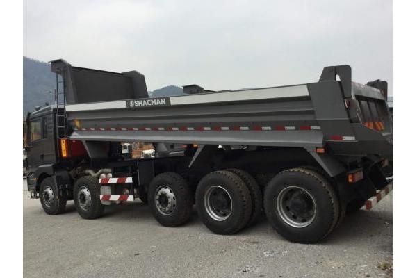 Xe ben Shacman 5 chân 20 tấn 340HP