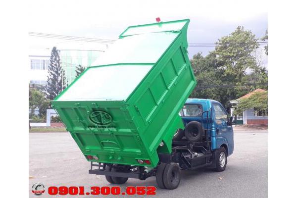 Xe chở rác Thaco New Frontier Kia K200 2019 Euro 4