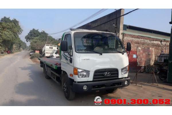 Xe cứu hộ sàn trượt Hyundai mighty 110S 7 tấn