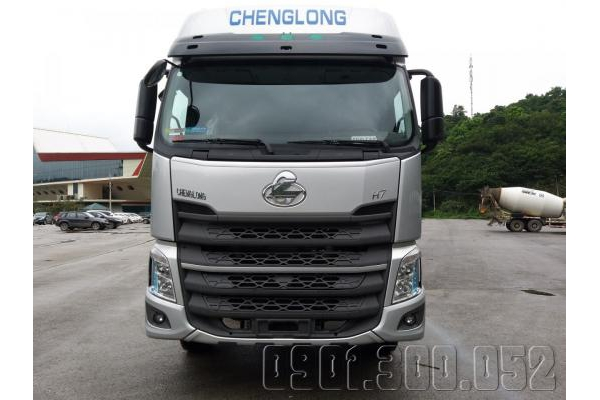 Xe tải Chenglong cabin H7 4 chân 17.9 tấn 2020