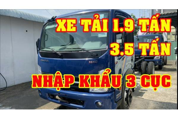 Đánh giá xe tải Nissan Đồng Vàng NS200 1.9 tấn NS350 3.5 tấn - Giá xe tải Nissan Đồng Vàng NS200 1.9 tấn NS350 3.5 tấn