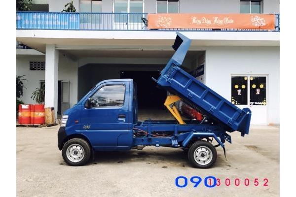 Xe ben Veam Star - Changan tải trọng 635kg