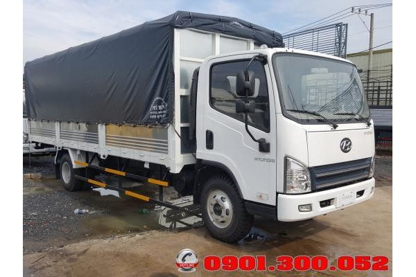 Xe Hyundai Faw 7.3 tấn thùng dài 6.25 mét