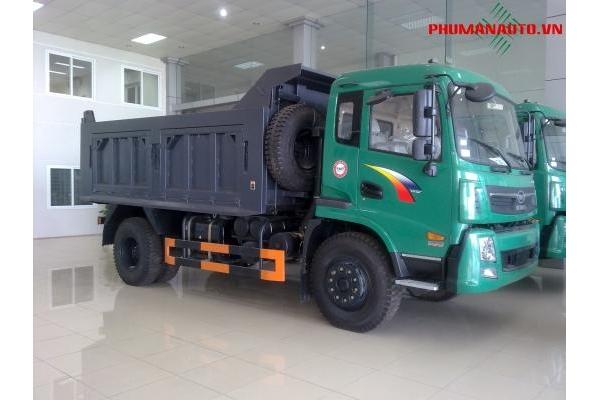 Xe tải ben TMT Cửu Long 7 tấn 2 cầu
