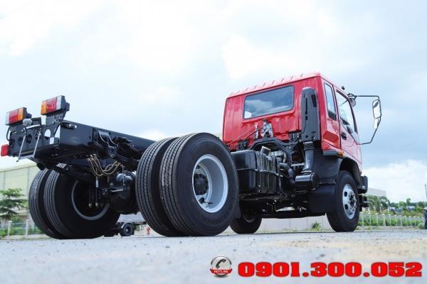 Xe tải Isuzu VM FTR160L4 7.8 tấn