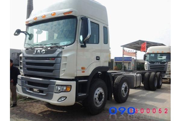Xe tải Jac 4 chân 17.9 tấn 310HP