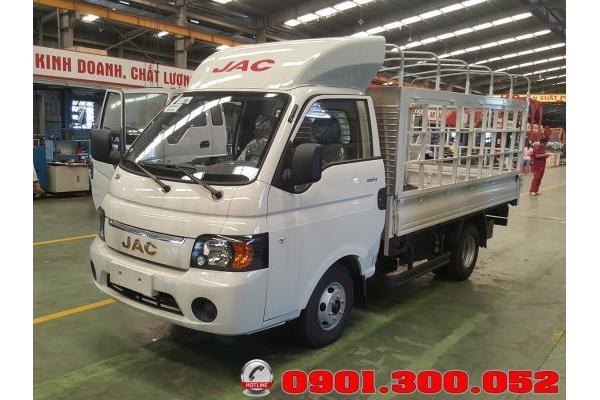 Xe tải jac X99 990kg thùng mui bạt