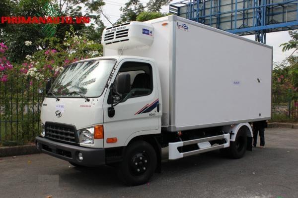 Xe Tải Hyundai HD65 2.5 Tấn Thùng Đông Lạnh