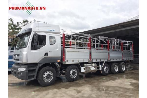 Xe tải 5 chân ChengLong 22.5 tấn